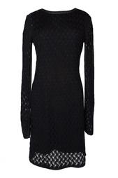 Трикотажное платье на молнии Diane von Furstenberg