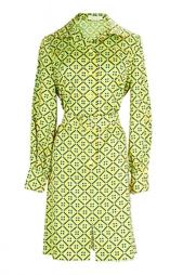Винтажное платье на пуговицах (70-е гг.) Givenchy Vintage