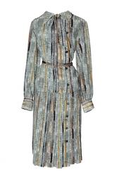 Винтажный костюм в полоску (70-е гг.) Balenciaga Vintage