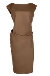 Платье-футляр с драпировкой Diane von Furstenberg