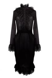 Полупрозрачное платье-халат Morrigan Agent Provocateur