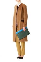Кашемировое пальто с отделкой The Row