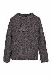 Пуловер из шерсти и альпаки Isabel Marant