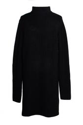Вязаное шерстяное платье Carven