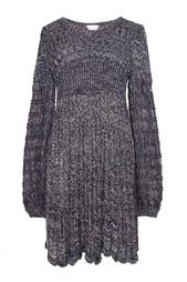 Вязаное мини-платье Chloe Vintage
