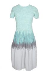 Платье с коротким рукавом (2008 г.) Nina Ricci Vintage