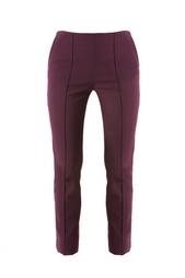 Зауженные брюки со стрелками-швами Diane von Furstenberg