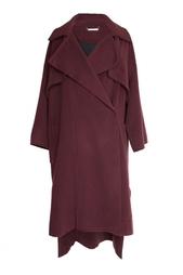 Шерстяное пальто с добавлением кашемира Diane von Furstenberg