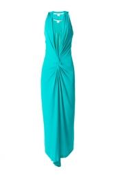 Драпированное платье без рукавов Diane von Furstenberg