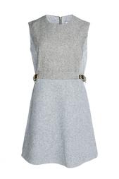 Платье без рукавов с поясом Stella Mc Cartney