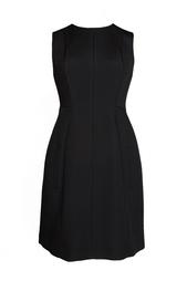 Классическое черное платье Diane von Furstenberg