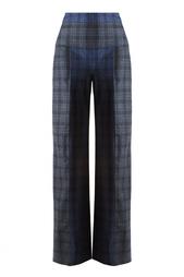 Широкие брюки с завышенной талией Oscar de la Renta