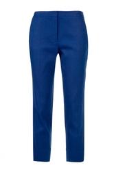 Укороченные брюки из вискозы Diane von Furstenberg