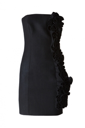 Платье-бюстье с отделкой Jay Ahr