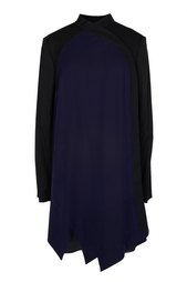 Прямое платье с асимметричным подолом Proenza Schouler