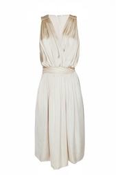 Коктейльное платье в греческом стиле L'Agence
