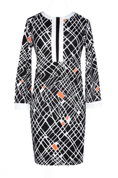 Шелковое платье Achelle Diane von Furstenberg
