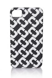 Чехол для iPhone 4 Chain Link Diane von Furstenberg