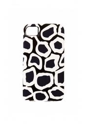 Пластиковый чехол для iPhone 4 Diane von Furstenberg