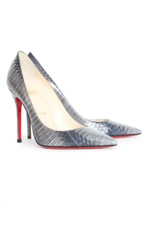 Туфли Decollete 554 100 Cobra Degrade Christian Louboutin