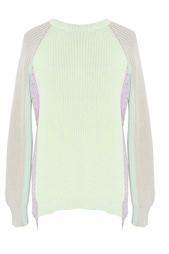 Хлопковый пуловер Stella Mc Cartney