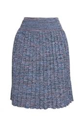 Трикотажная юбка в складку Jonathan Saunders