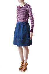 Хлопковый свитер Jonathan Saunders