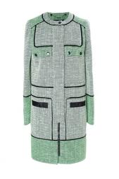 Пальто из хлопка и вискозы Proenza Schouler
