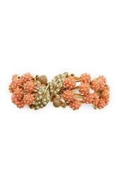 Браслет с коралловыми малинками (80-е гг.) Askew