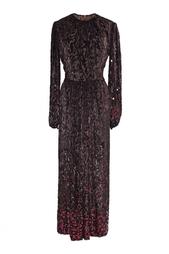 Шелковое платье Libertine