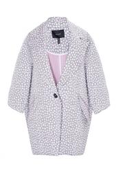 Пальто на одной пуговице с укороченными рукавами Isabel Marant