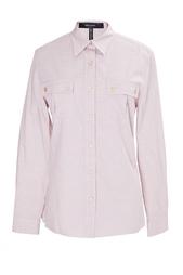 Хлопковая рубашка Isabel Marant