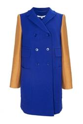 Пальто из хлопка Carven