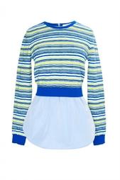 Пуловер из полиэстера Carven