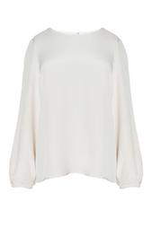 Шелковая блуза Goat