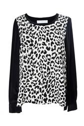 Шелковая блузка Thakoon Addition