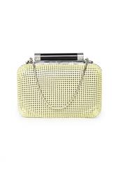 Маленькая сумка Tonda Small Chain Mail Diane von Furstenberg