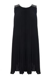 Плиссированное платье Diane von Furstenberg