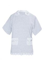 Хлопковая футболка Michaela Buerger