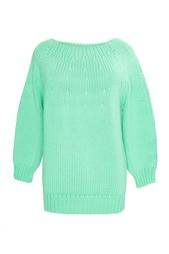 Хлопковый свитер Averill Diane von Furstenberg