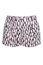 Хлопковые шорты Naples Diane von Furstenberg