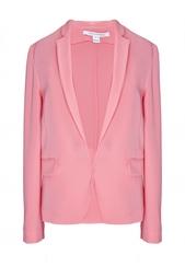 Пиджак без пуговиц Victor Diane von Furstenberg