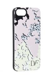 Чехол для iPhone 5 Islands In The Sea Blue Dust Diane von Furstenberg