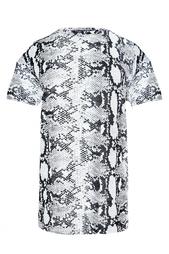 Хлопковая футболка Proenza Schouler