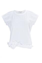 Хлопковая футболка Comme des Garcons