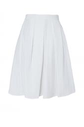 Хлопковая юбка Nina Ricci