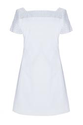 Шерстяное платье Roxanna Macrame Goat
