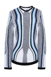 Хлопковый пуловер Peter Pilotto
