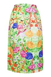 Хлопковая юбка Tata Naka