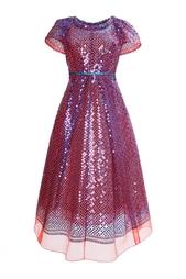 Платье с пайетками Marc Jacobs